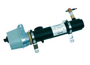 Оборудование для нагрева бассейна: электрический нагреватель