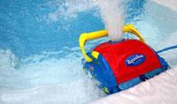 Робот очиститель для бассейна