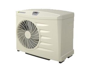 Оборудование для нагрева бассейна: тепловой насос